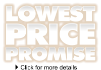 lowest price promise: click for more details